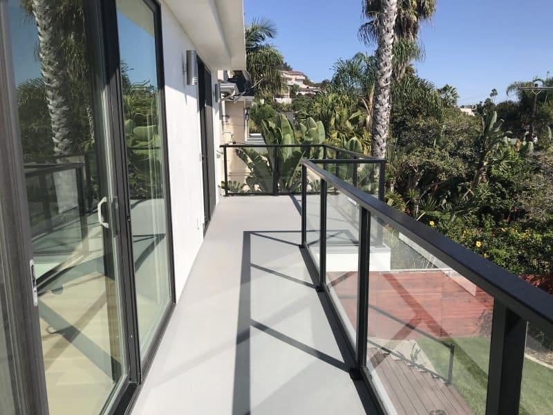 The Opal San Diego Balcony View