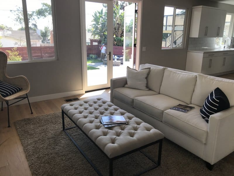The Opal San Diego Living Space