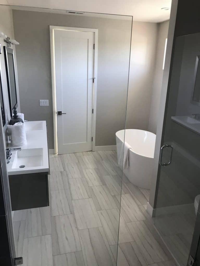 The Opal San Diego Main Bathroom