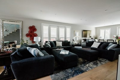 The Opal San Diego Living Space 4