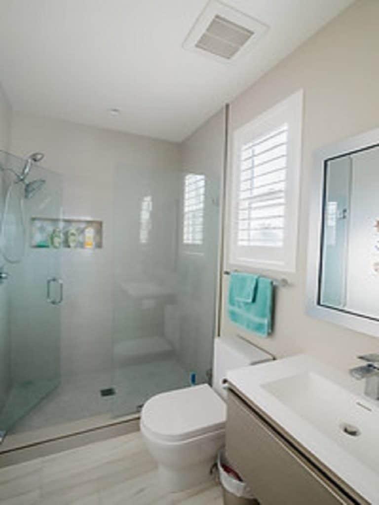 The Opal San Diego Main Bathroom 2
