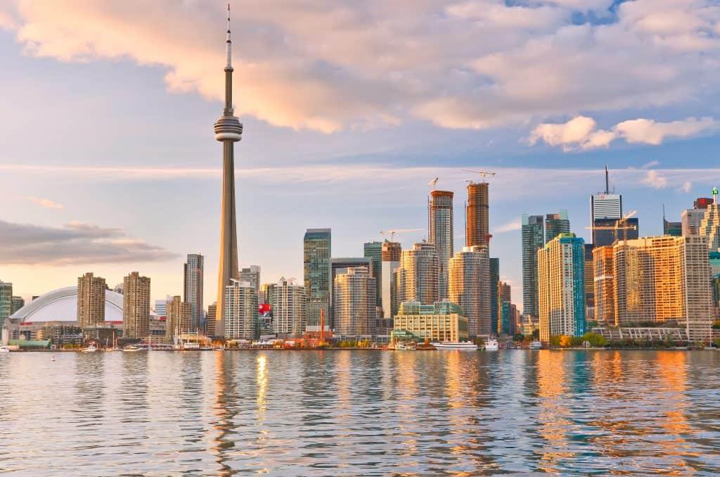 Toronto Skyline houses for sale Toronto